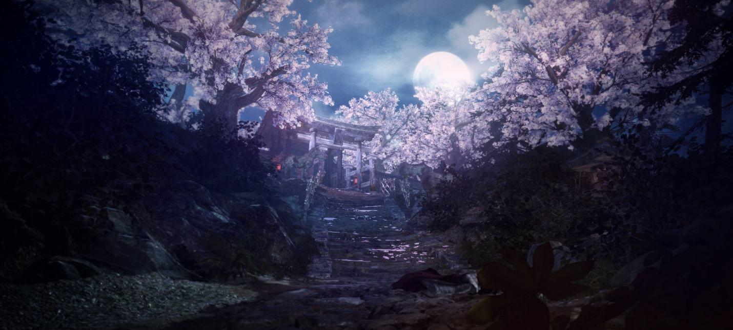 Гнетущие скриншоты экшен-RPG Nioh 2