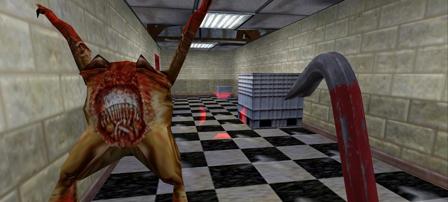 Valve выпустила новый патч для оригинальной Half-Life