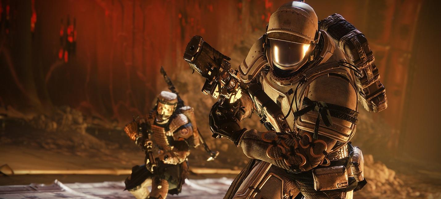 PC стал самой популярной платформой Destiny 2
