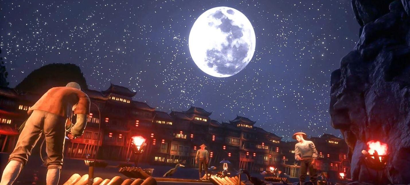 Красочная Азия на новых скриншотах Shenmue 3