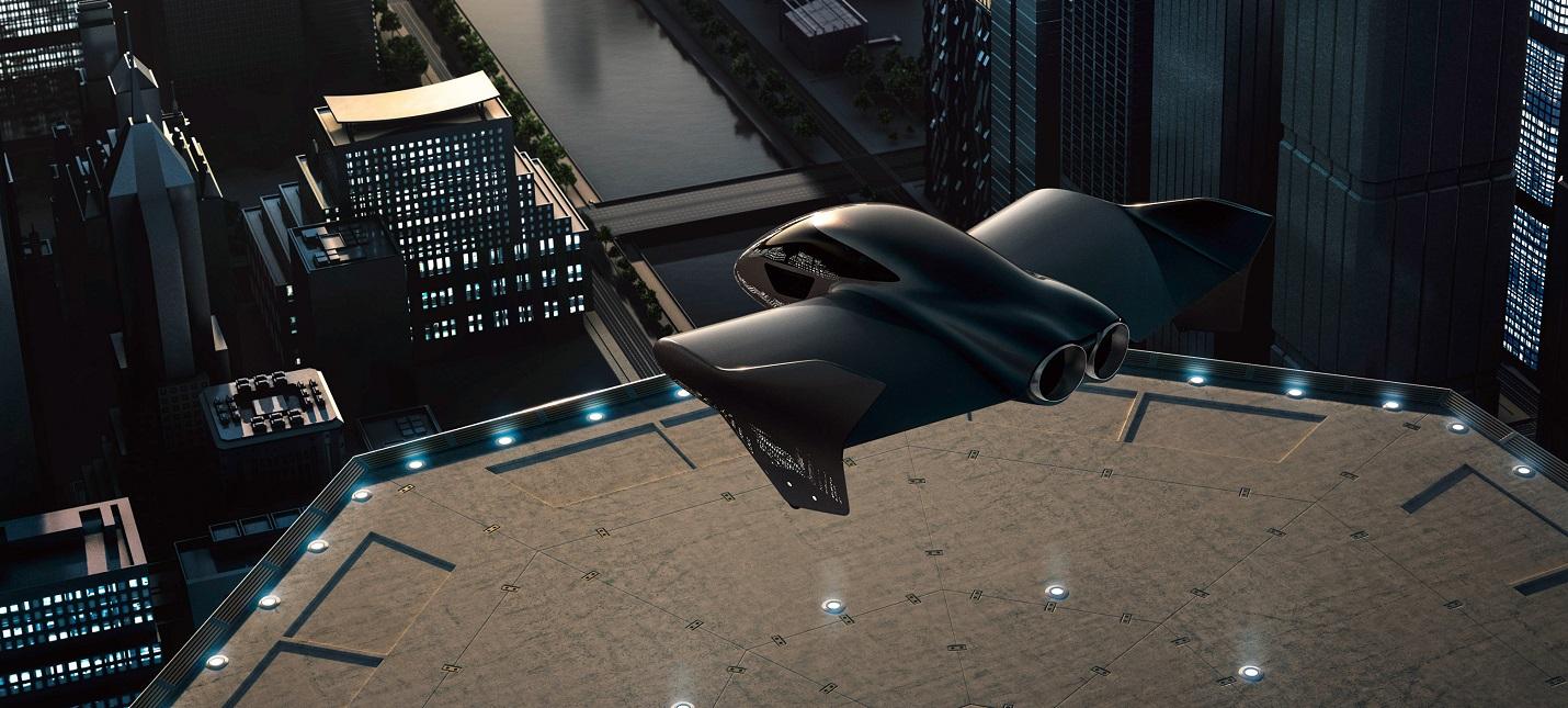 Boeing и Porsche объединятся, чтобы создать летающий электромобиль