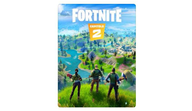 Утечка: Fortnite получит подзаголовок Chapter 2 и новую карту к 11 сезону