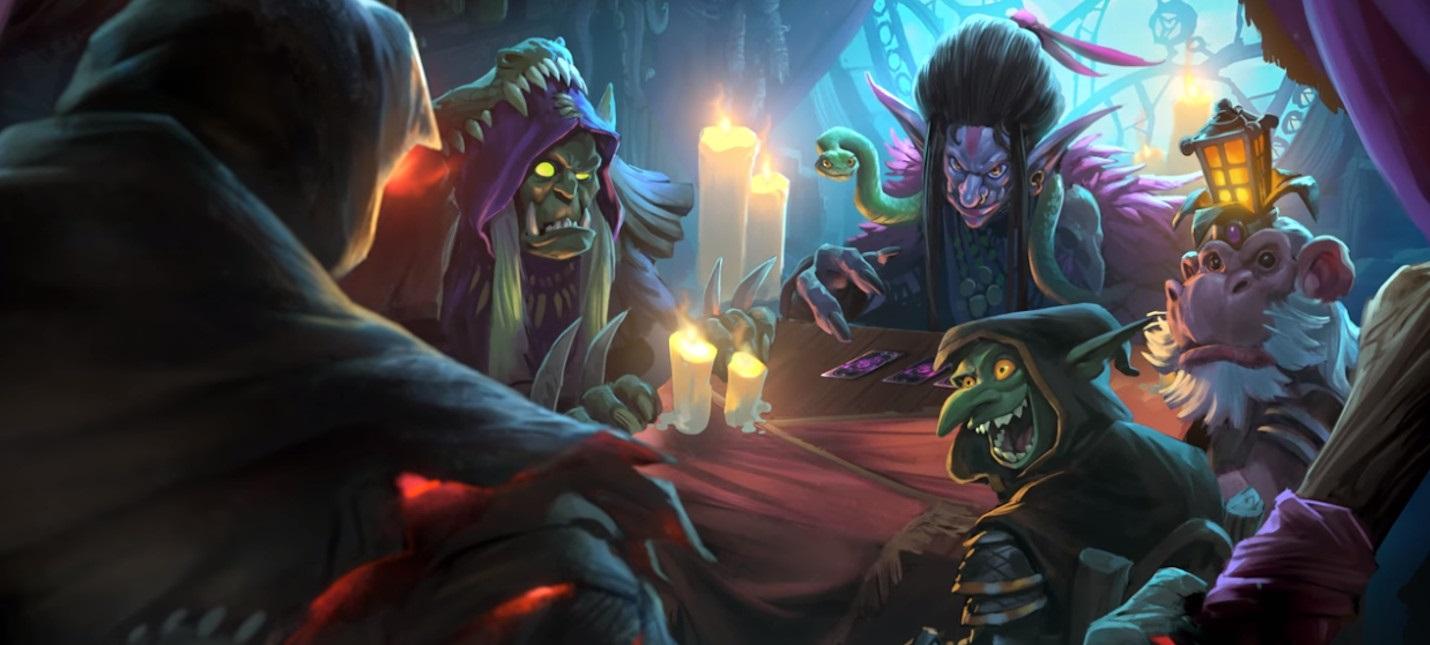 Отстраненный игрок Hearthstone отреагировал на заявление Blizzard