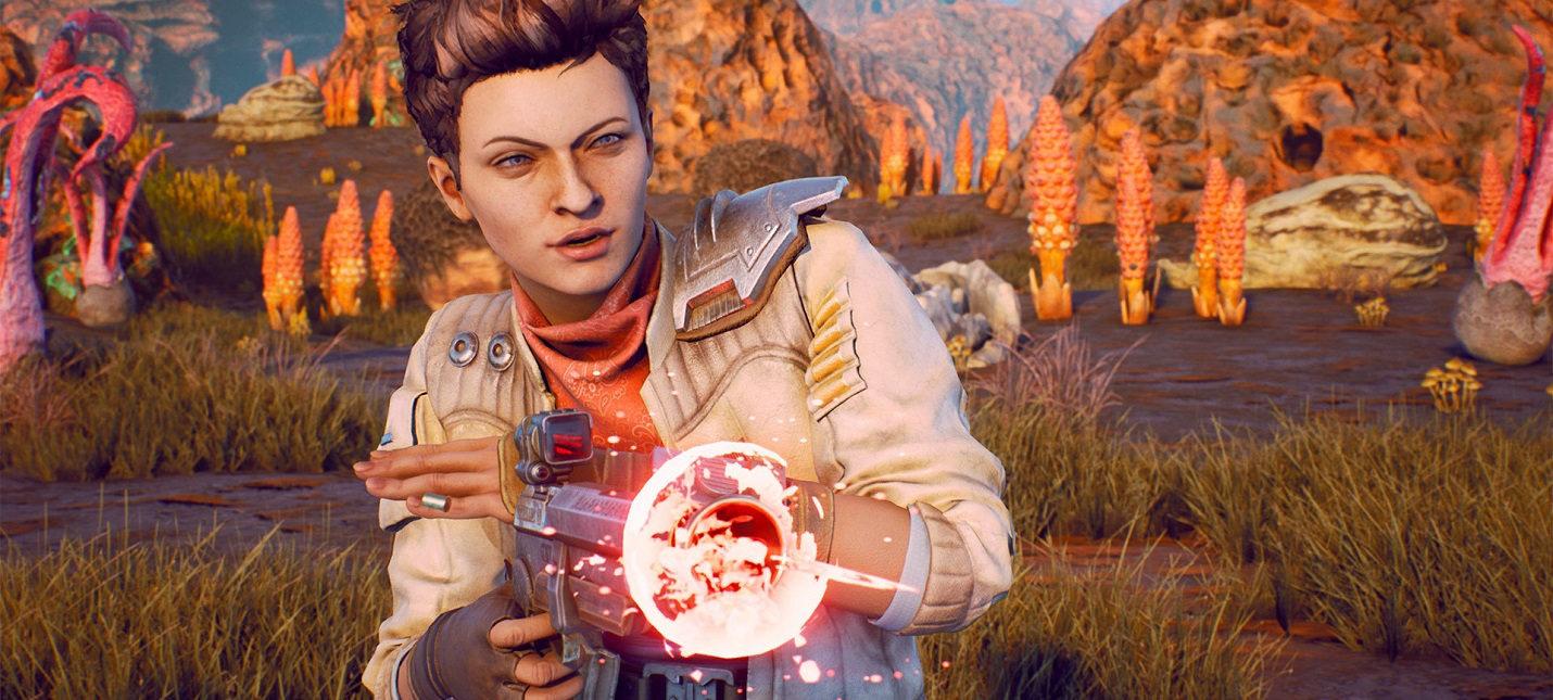 The Outer Worlds займет 37 ГБ на жестком диске