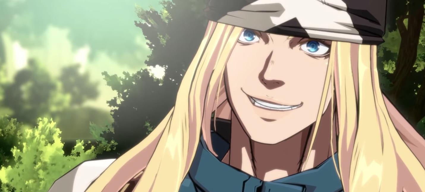 Персональный трейлер Акселя из New Guilty Gear, геймплей покажут в ноябре