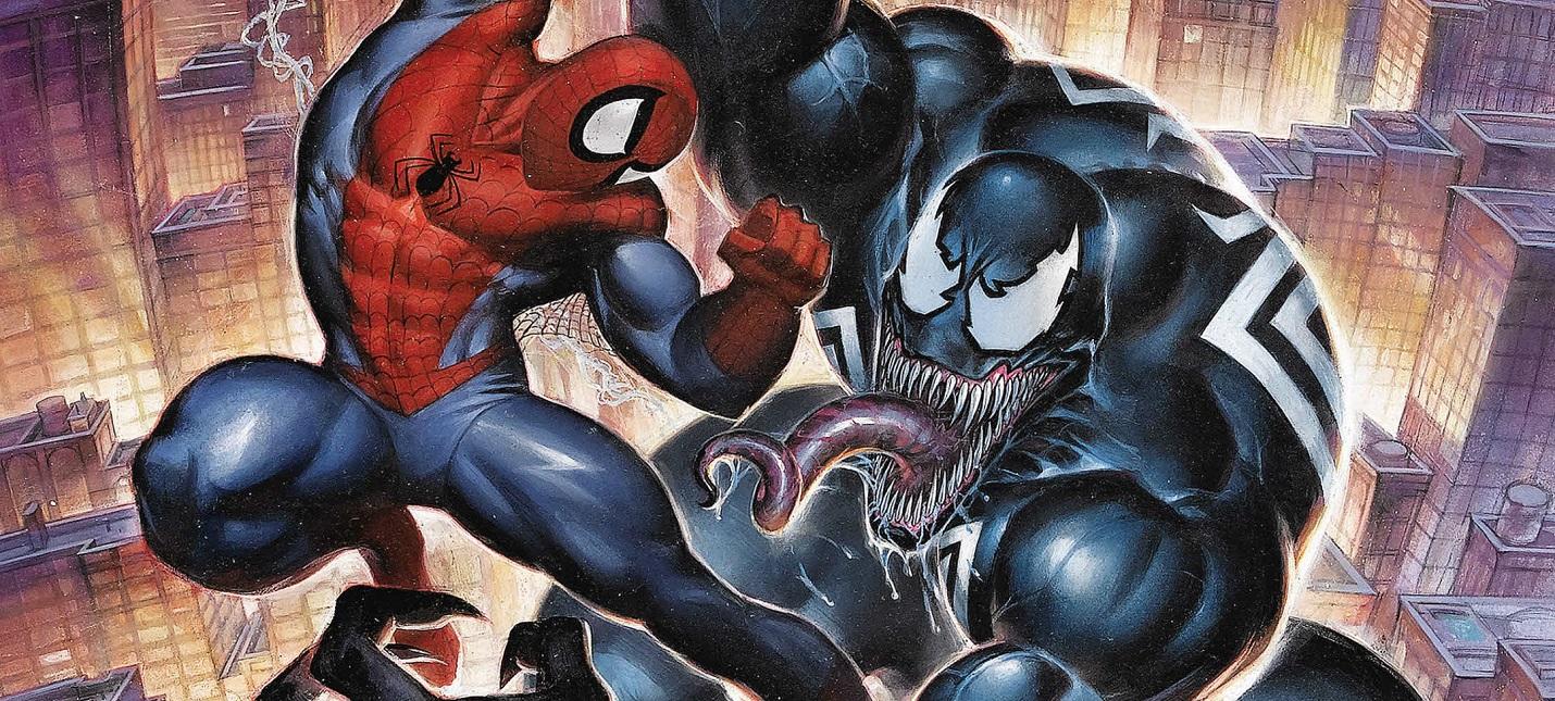 Sony готовит противостояние между Человеком-Пауком и Веномом