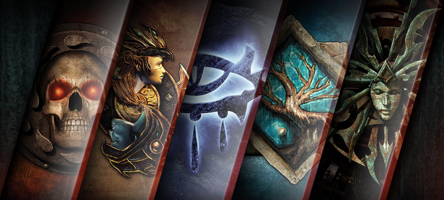 Icewind Dale, Planescape: Torment, Baldur's Gate 1 и 2 вышли на консолях, анонсированы коллекционные издания