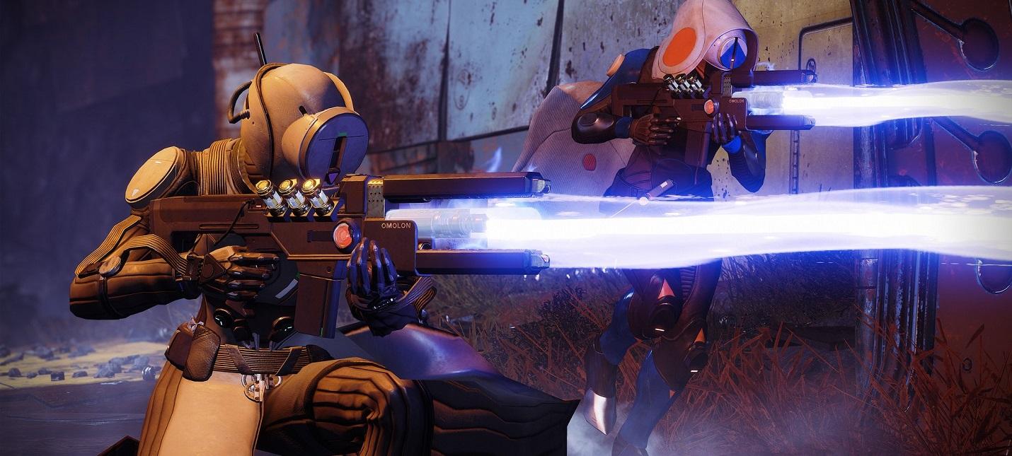 Дополнительных персонажей Destiny 2 можно прокачать за деньги
