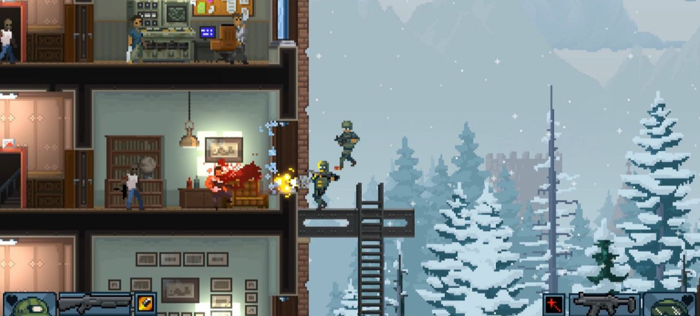 Консольный релиз Door Kickers: Action Squad состоится в октябре