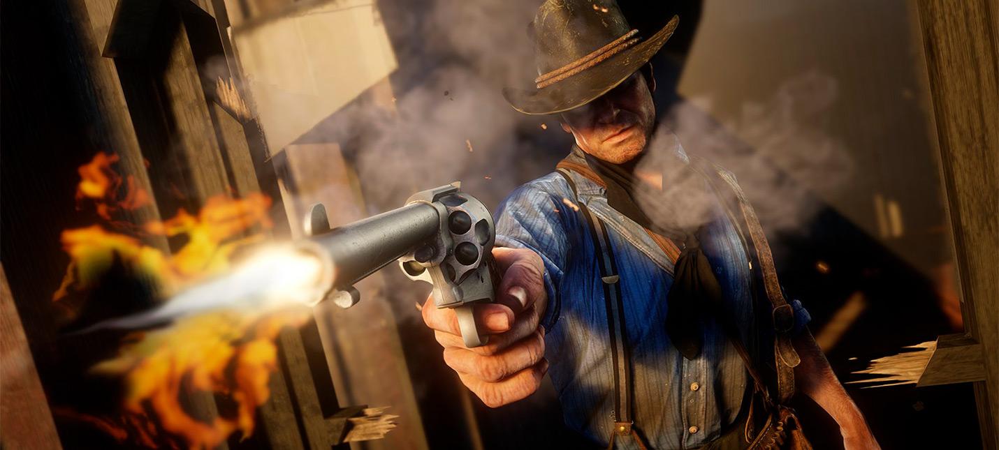 Трейлер PC-версии Red Dead Redemption 2 в 4K и 60 fps