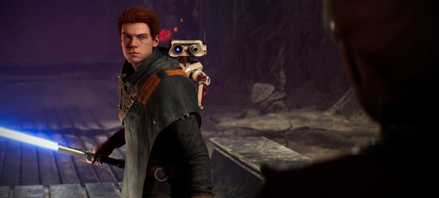 Soulsborne, но с настройками сложности — Новый геймплей и подробности Star Wars Jedi: Fallen Order