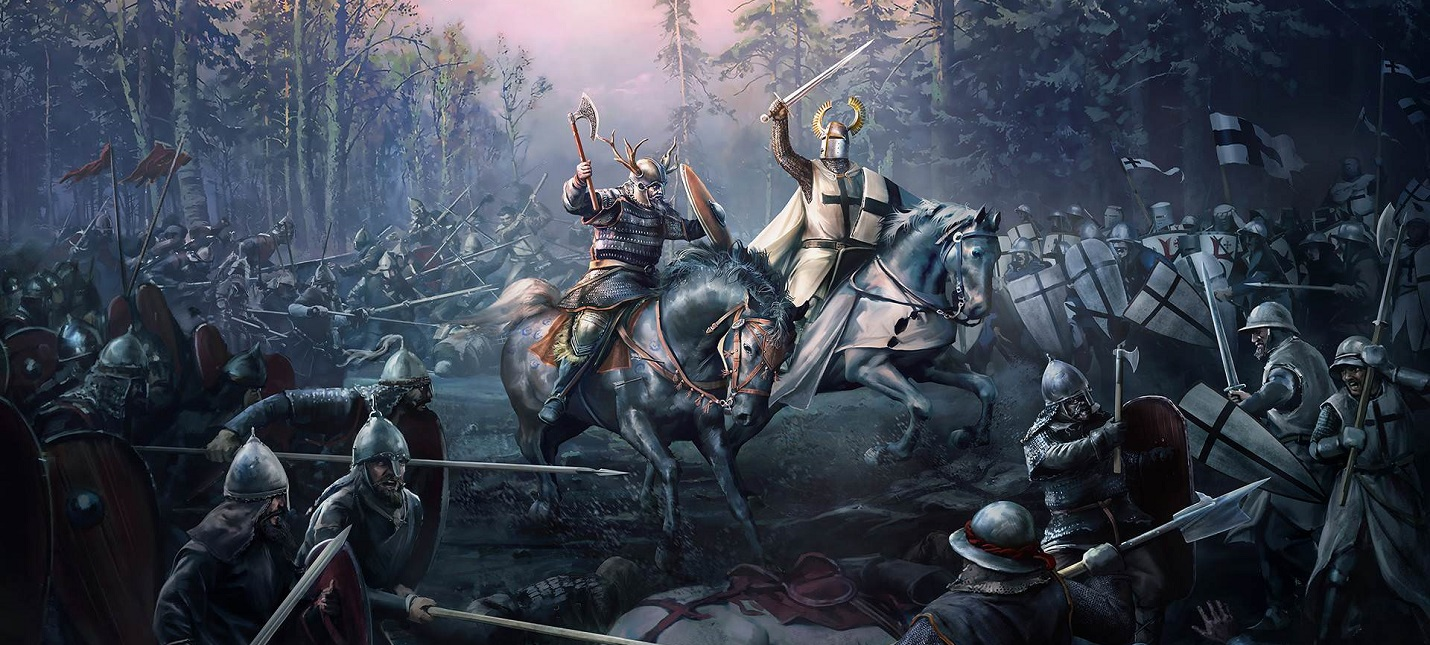 Crusader Kings 2 стала бесплатной