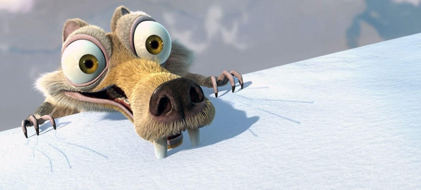 Сумасшедшие приключения Скрэта в релизном трейлере Ice Age: Scrat's Nutty Adventure