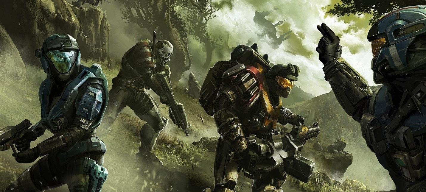 Скоро начнется заключительное тестирование Halo: Reach