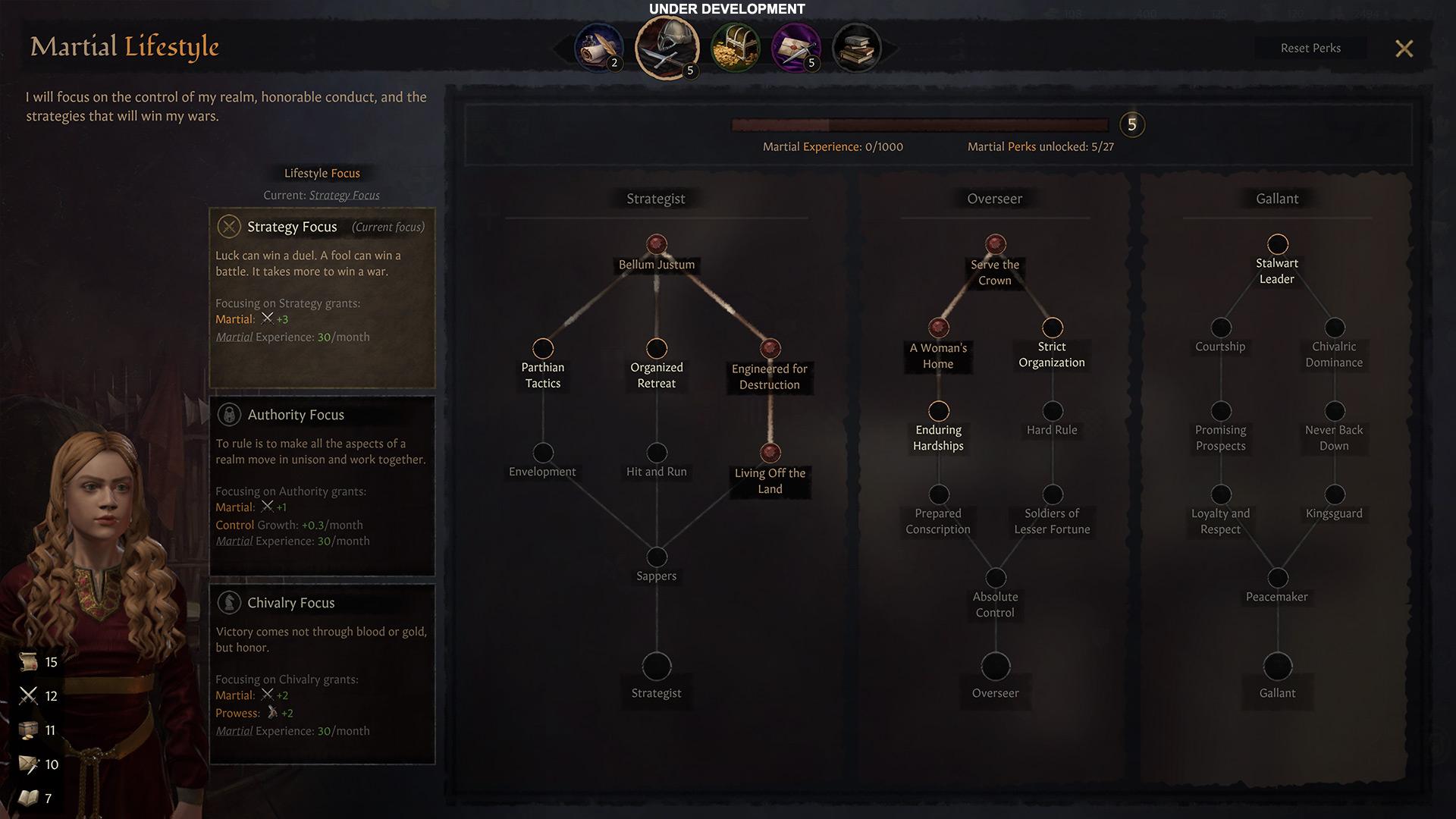 Первые скриншоты Crusader Kings 3 с минималистичным интерфейсом