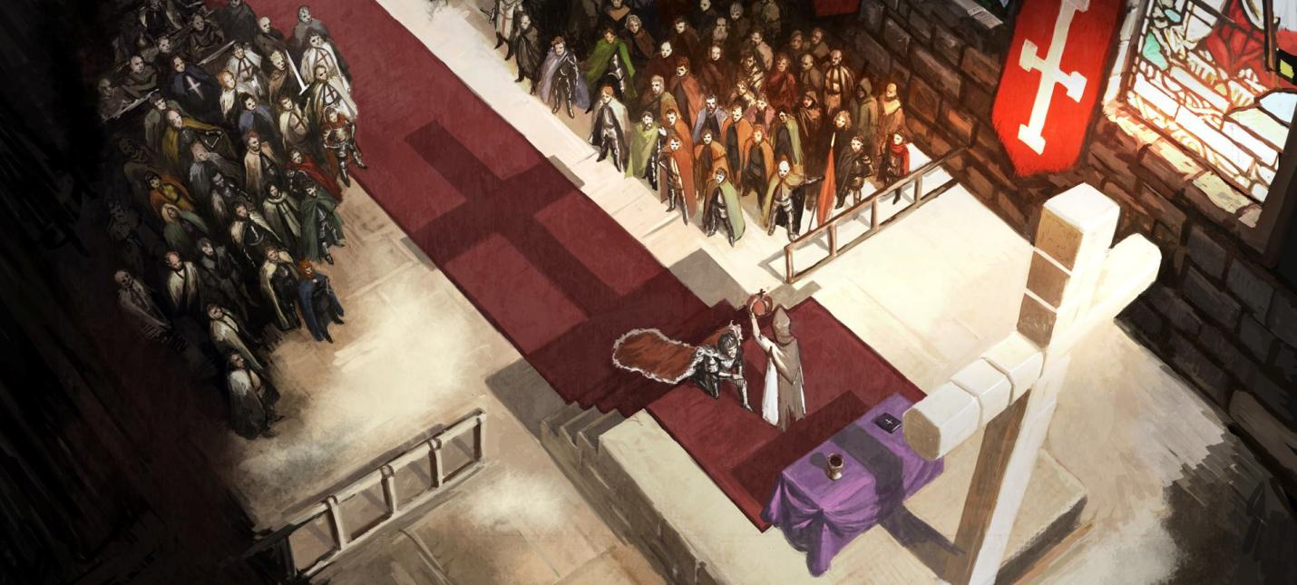 Дополнение Crusader Kings 2 — The Old Gods можно получить бесплатно