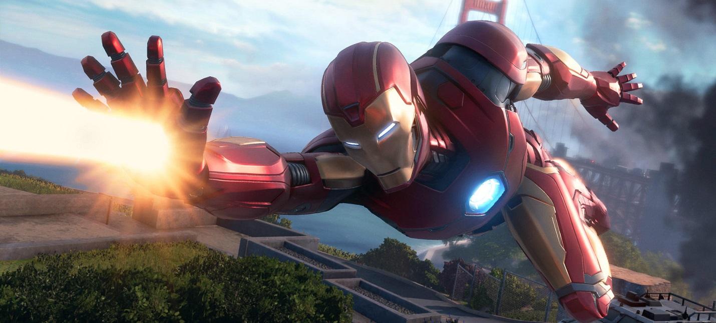 Crystal Dynamics рассказала об одиночных и кооперативных заданиях Marvel's Avengers