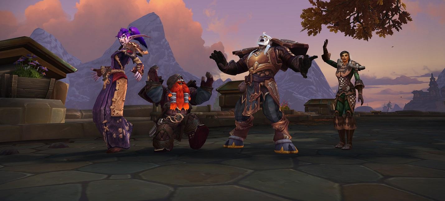 "Blizzard возобновила программу ""Пригласи друга!"" в World of Warcraft"