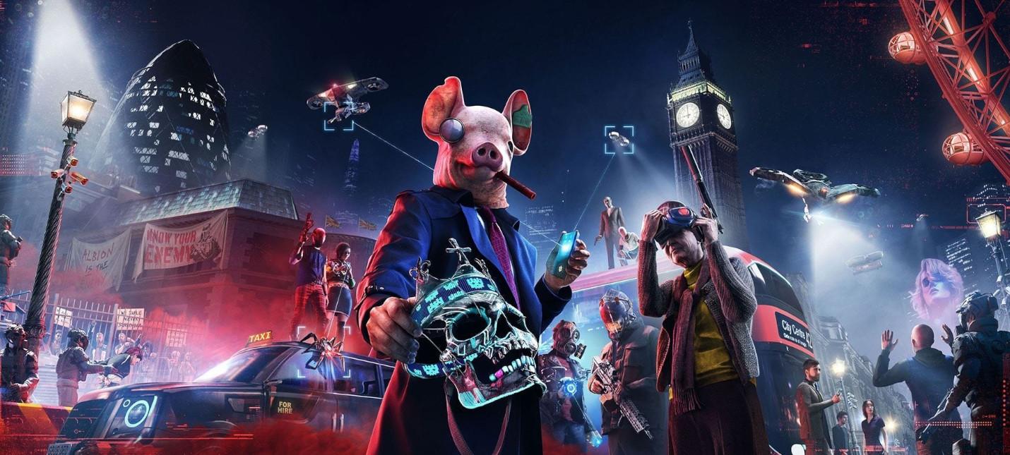 Ubisoft перенесла Rainbow Six Quarantine, Watch Dogs Legion и Gods & Monsters