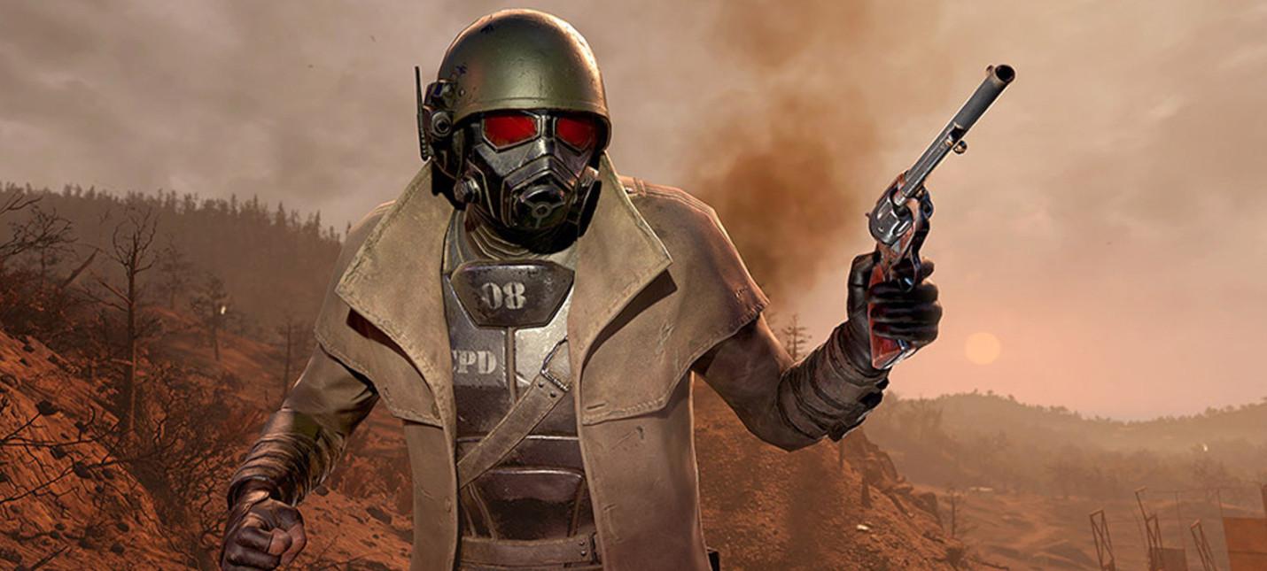 Bethesda прокомментировала баги частных серверов Fallout 76