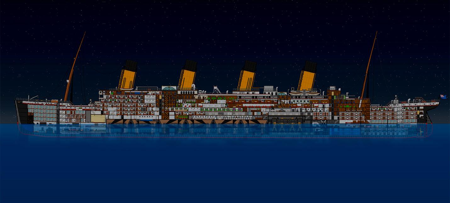 В Steam вышла бесплатная игра Sinking Simulator про затопление кораблей