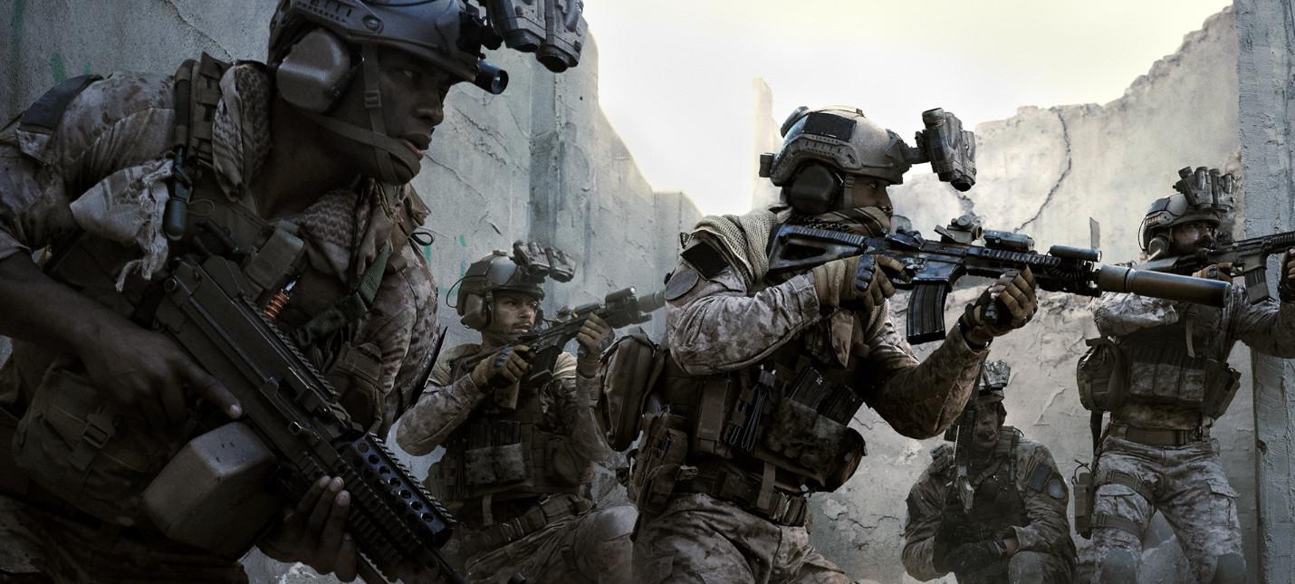 "На ""РЕН ТВ"" вышел сюжет о Call of Duty: Modern Warfare"