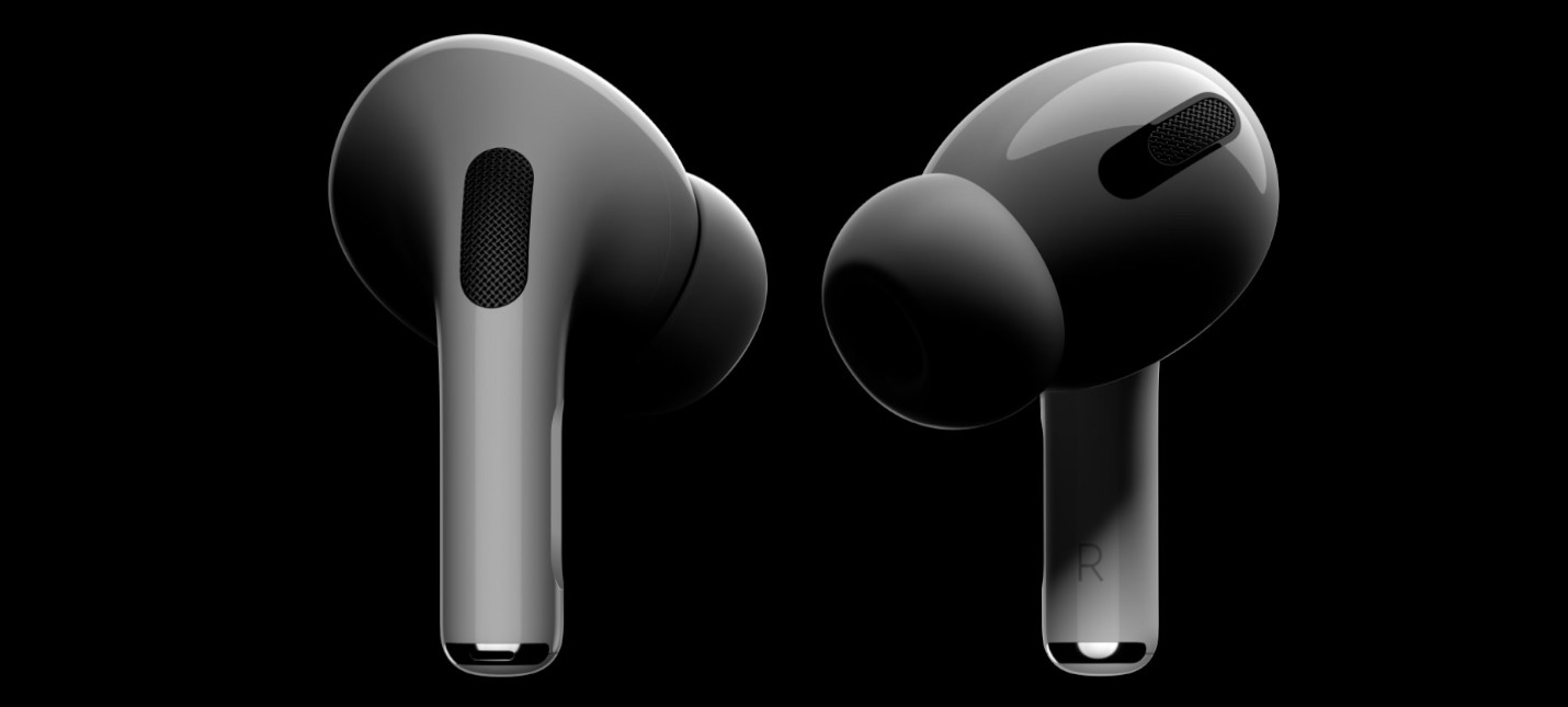 Apple анонсировала наушники AirPods Pro с активным шумоподавлением