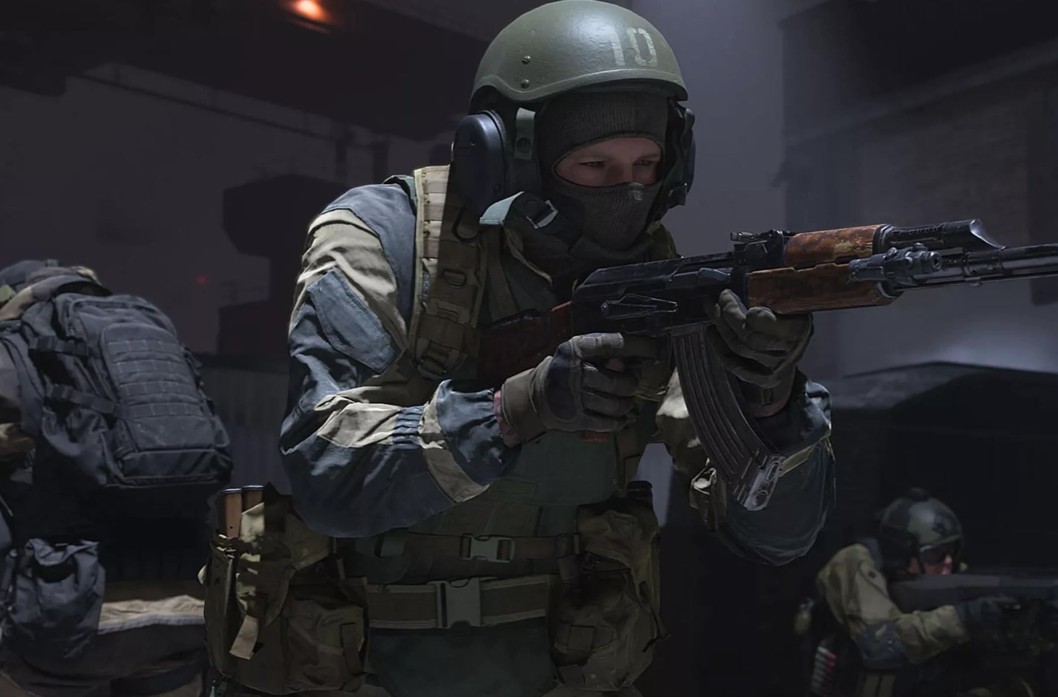 Мнение: Call of Duty может быть о чем угодно — мы сами определяем имидж России