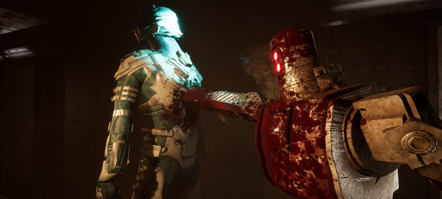 Различные виды оружия в геймплее Negative Atmosphere, духовного наследника Dead Space