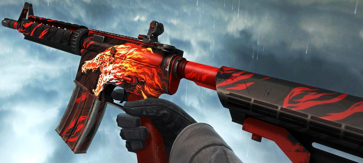 Valve запретила перепродажу новых ключей для кейсов CS:GO — их используют для отмывания денег