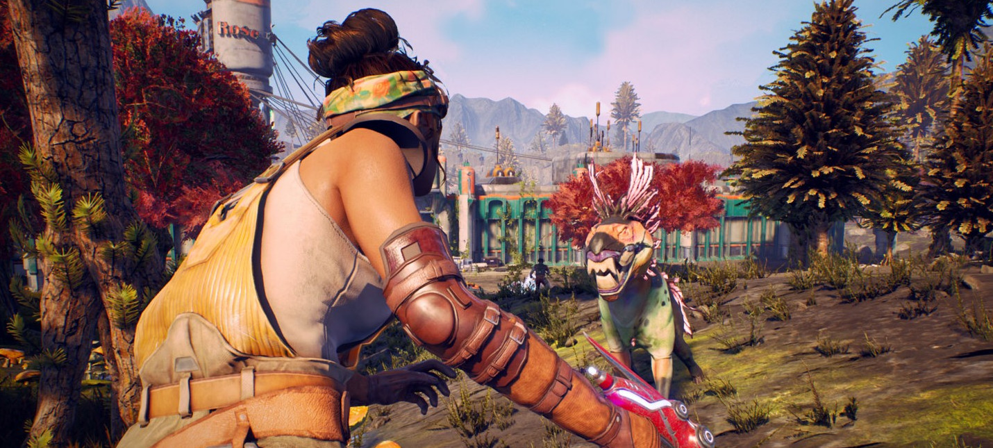 Разработчики The Outer Worlds не верили, что игру можно портировать на Switch