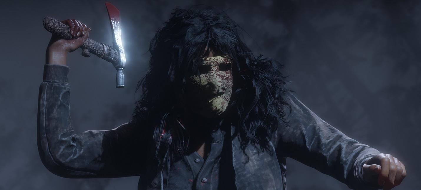 В Red Dead Online стартовал новый режим, посвященный Хэллоуину