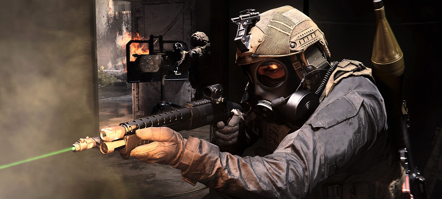 Анализ производительности Call of Duty: Modern Warfare — хорошая работа