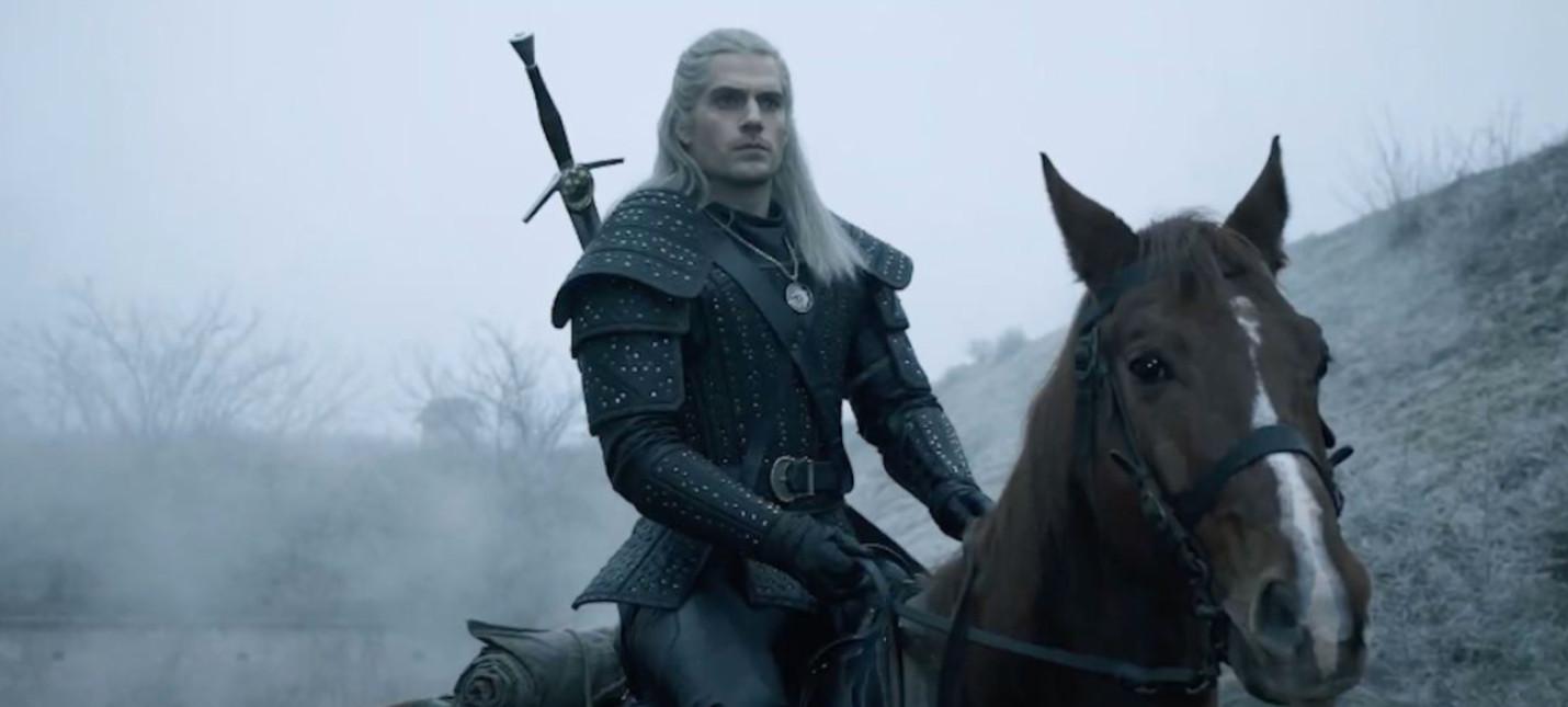 """Новый тизер """"Ведьмака"""" от Netflix, полноценный трейлер опубликуют завтра"""