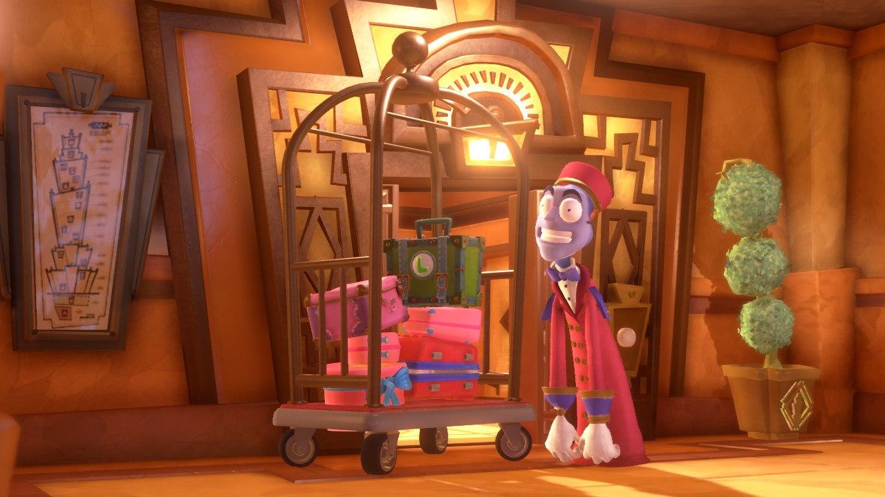 Кошмары на Хеллоуин: Обзор Luigi's Mansion 3