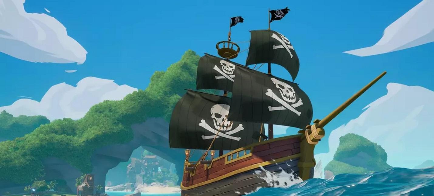 Пираты, острова и дальние моря в первом трейлере королевской битвы Blazing Sails