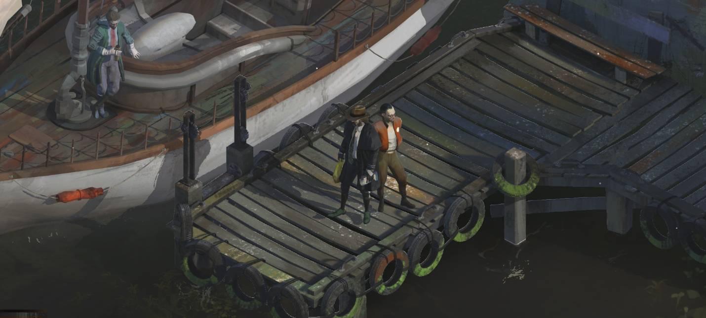 Disco Elysium выйдет на PS4 и Xbox One в следующем году