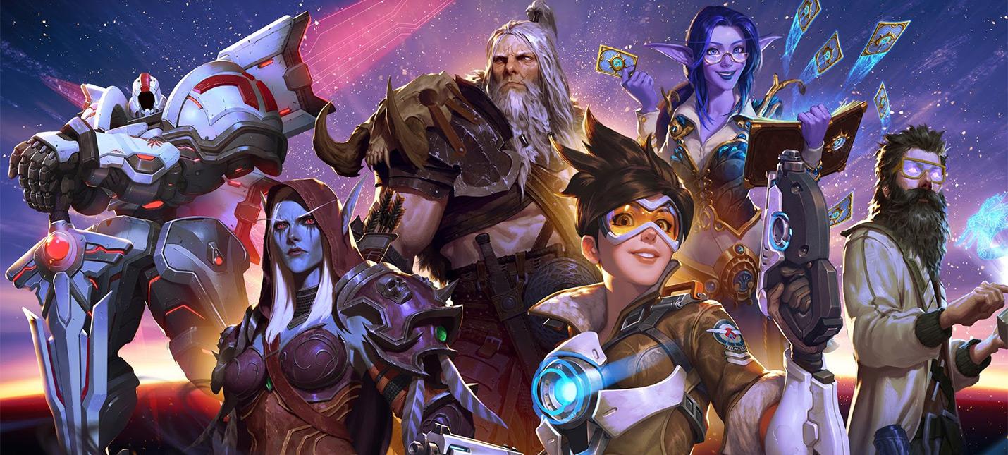 Прямая трансляция с BlizzCon 2019: Overwatch 2, Diablo 4, Warcraft и другое