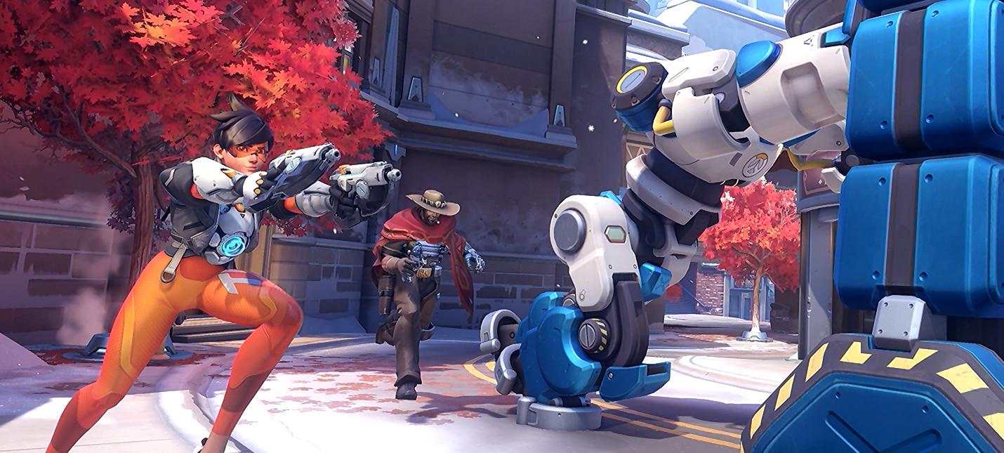 BlizzCon 2019: Прокачка, система предметов и другие подробности с геймплеем Overwatch 2