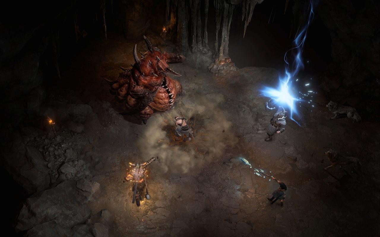 BlizzCon 2019: Подробности, концепт-арты и скриншоты Diablo 4