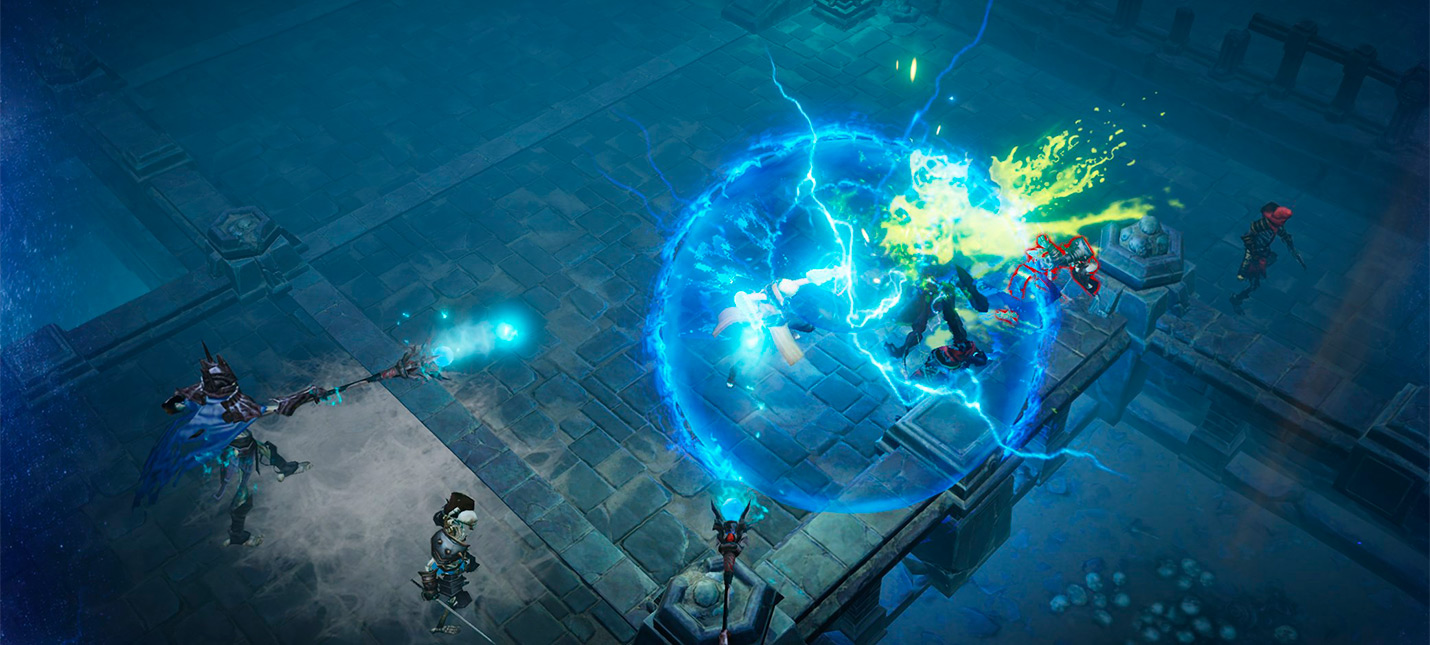 BlizzCon 2019: Геймплейный трейлер Diablo Immortal — зоны, классы и способности