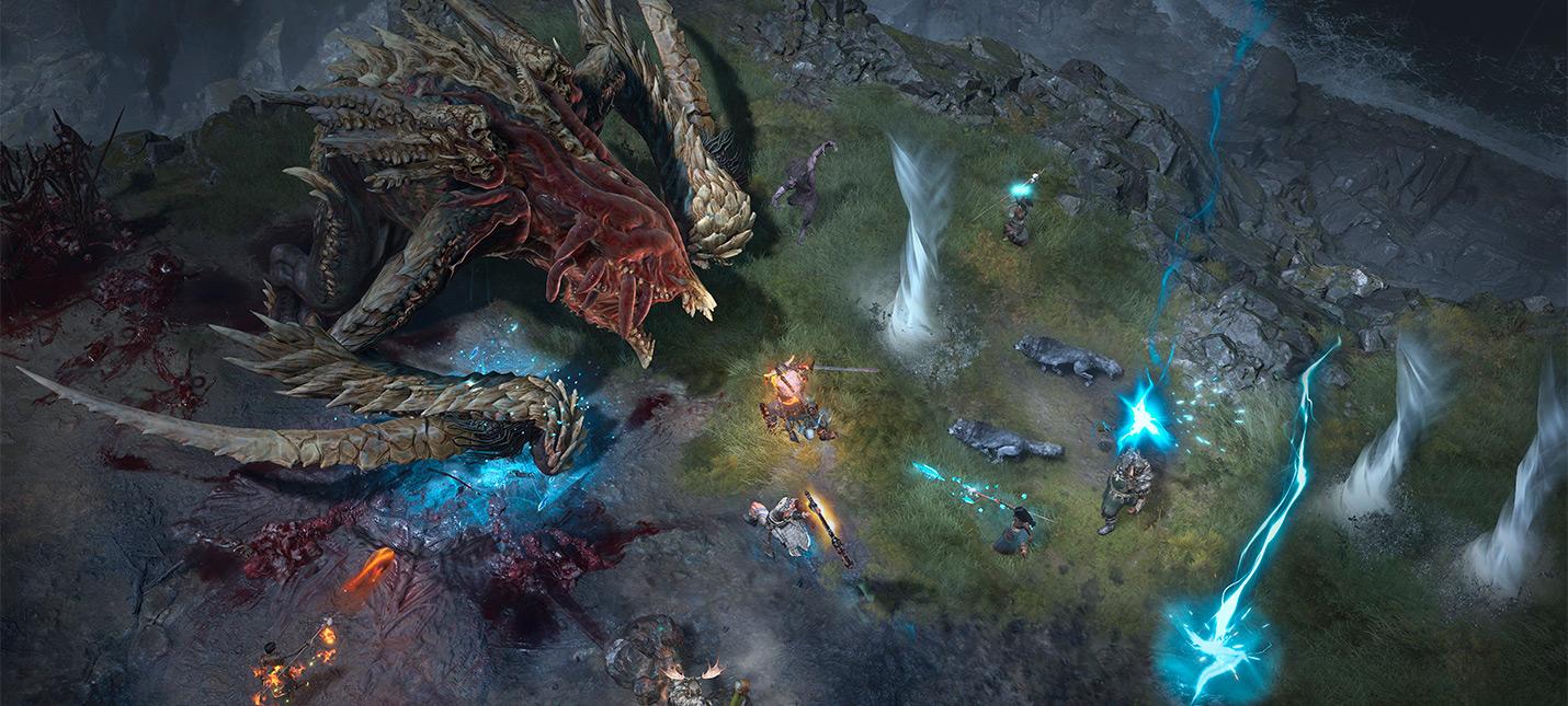 BlizzCon 2019: Полтора часа геймплея Diablo IV и битва с мировым боссом
