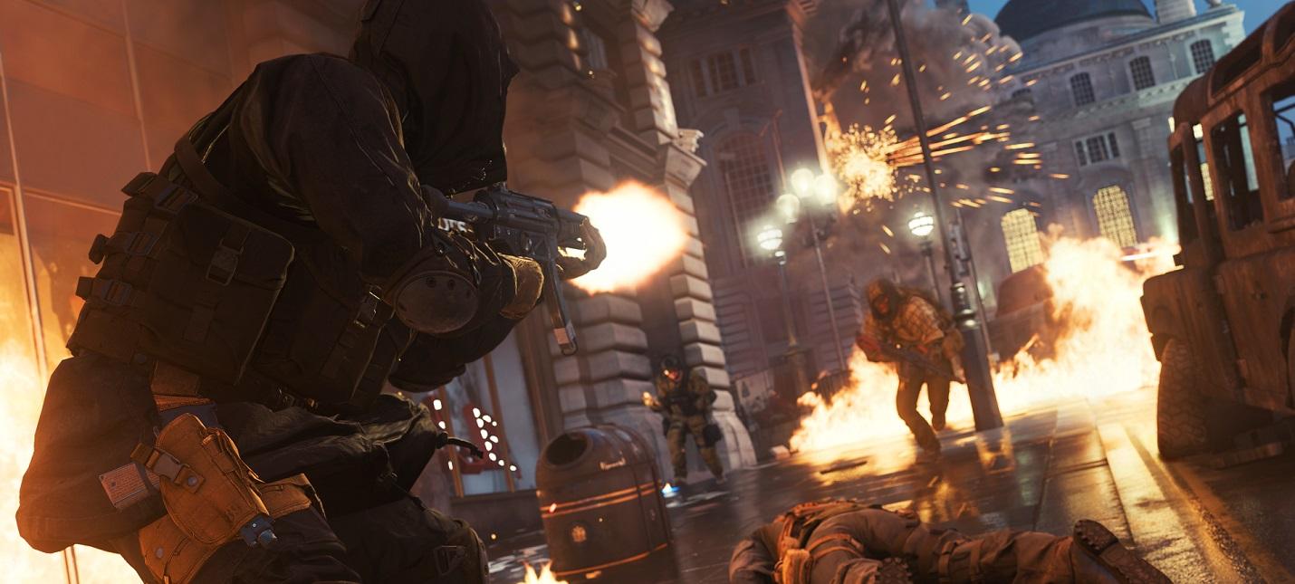 UK-чарт: Call of Duty: Modern Warfare удерживает лидерство