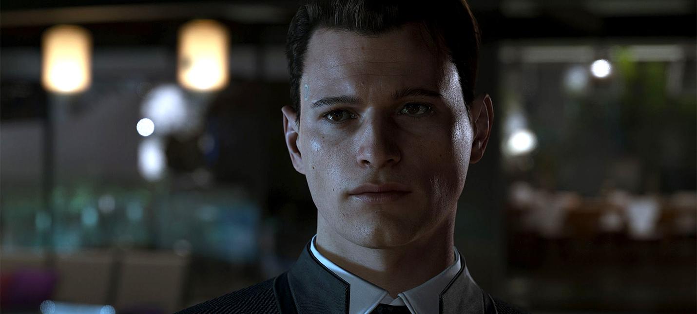 Первый скриншот PC-версии Detroit: Become Human