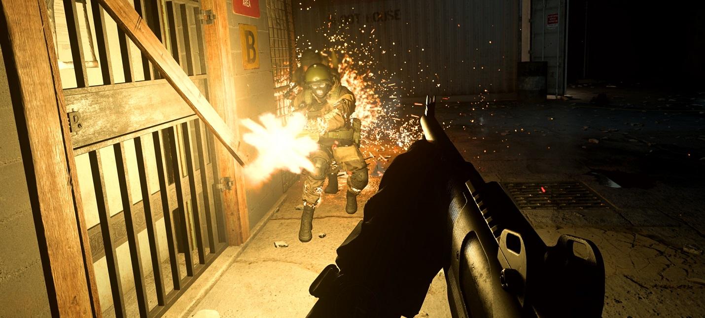 Игроки Modern Warfare жалуются на дробовик 725 — он убивает с любого расстояния