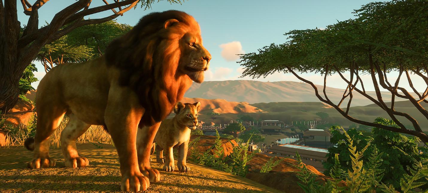 Оценки и релизный трейлер Planet Zoo
