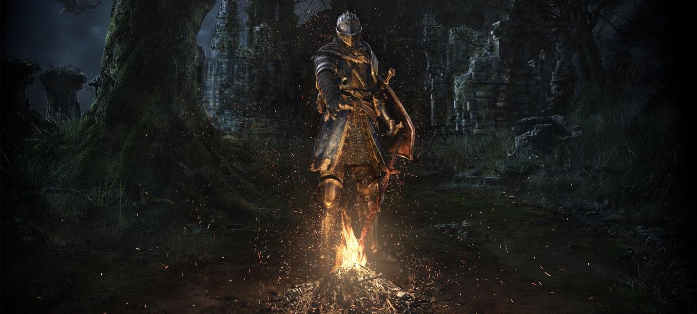 Моддеры создали первый кастомный уровень для Dark Souls