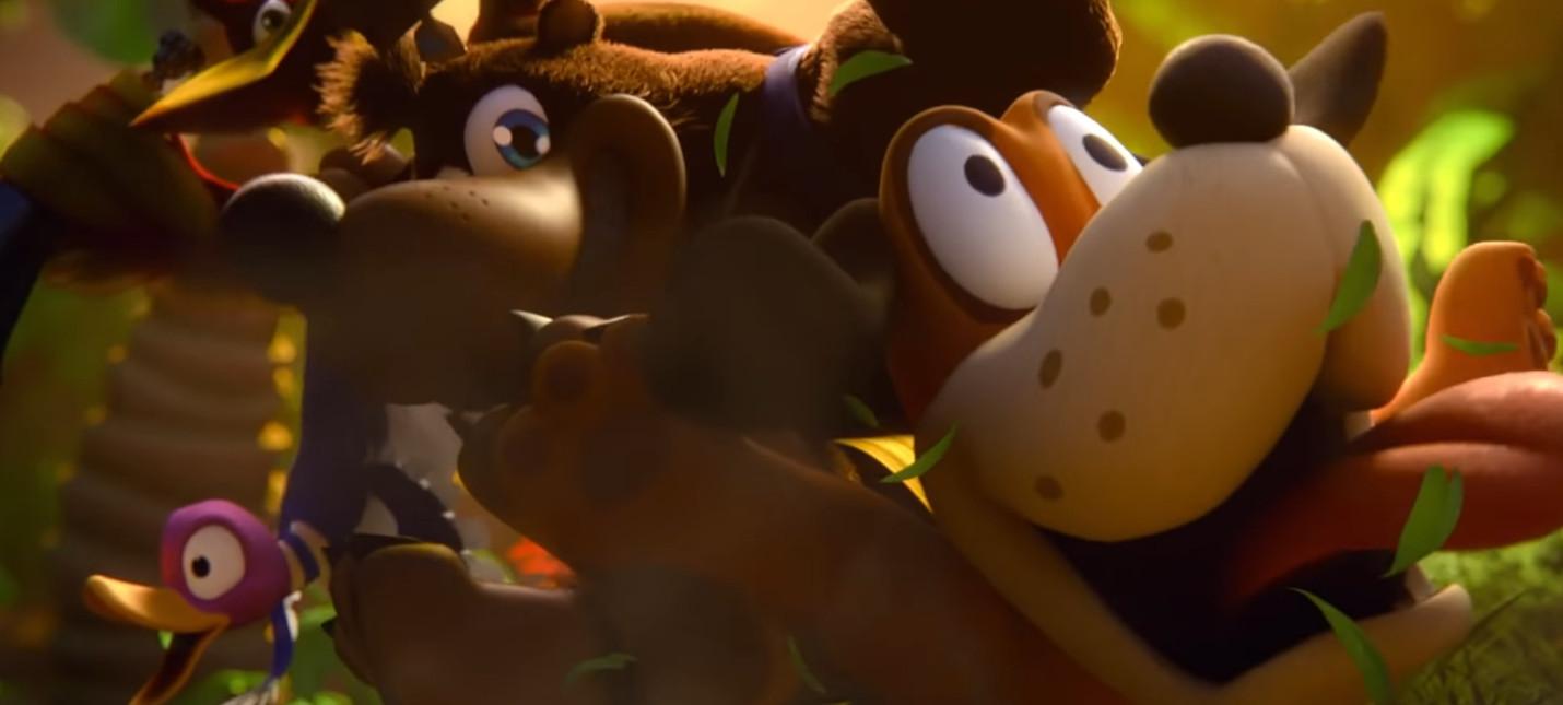 Playtonic Games развеяла слухи о новой части Banjo-Kazooie