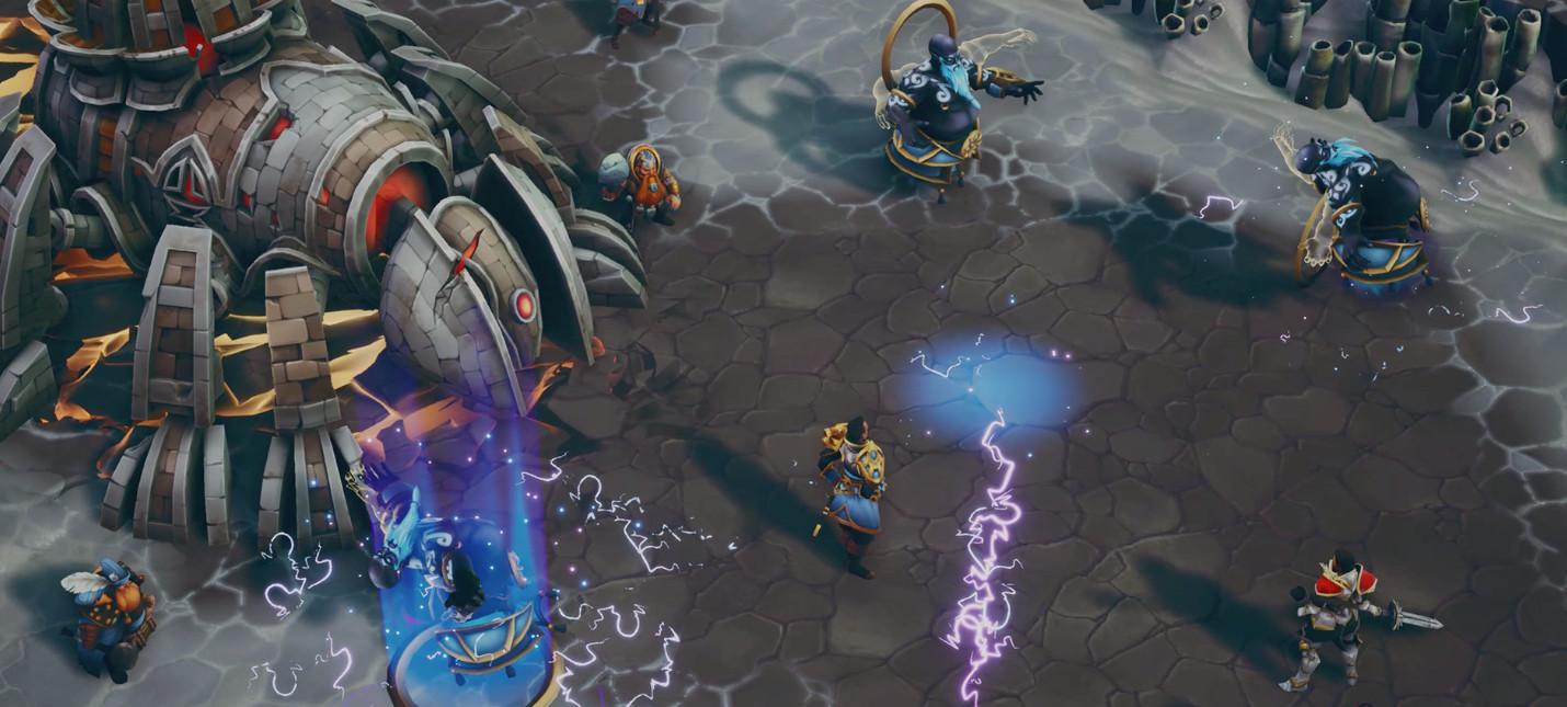 Стратегия A Year Of Rain появилась в раннем доступе Steam