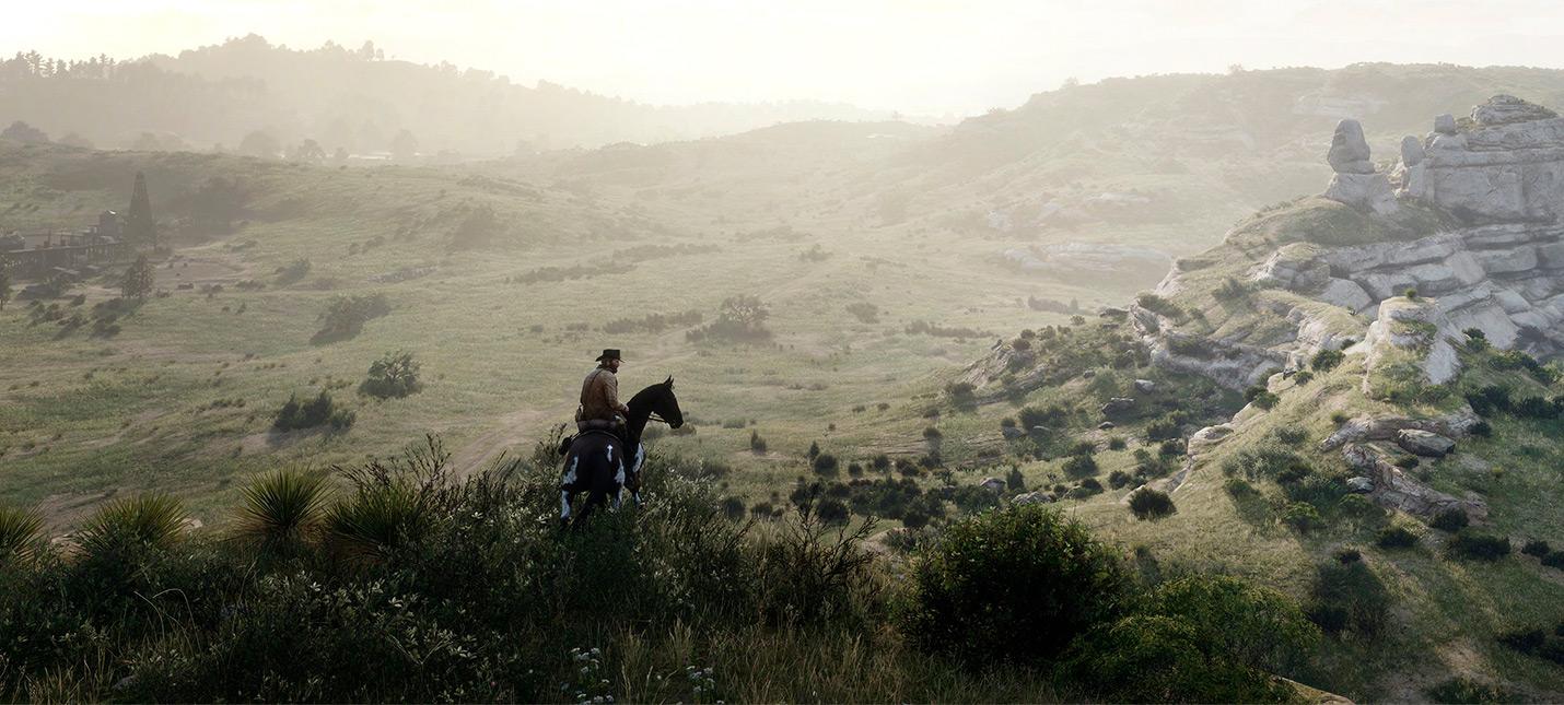 Для Red Dead Redemption 2 на PC вышел первый патч — исправляет вылеты и другие проблемы